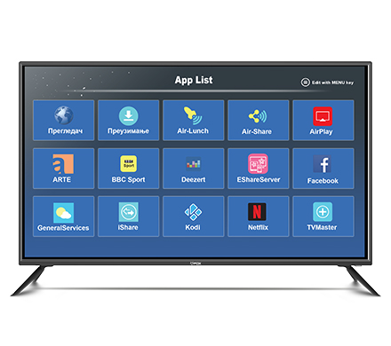 SMART LED TV 50DLE788